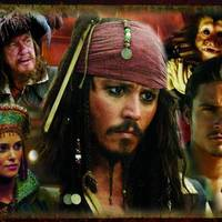 T 37085 Pirates of the Carribean
