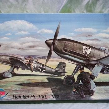 MPM 72016 Heinkel He 100