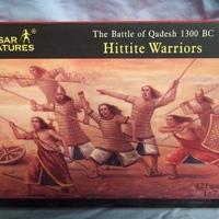C 8 Hittite warriors