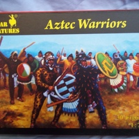 C 28 Aztec warriors