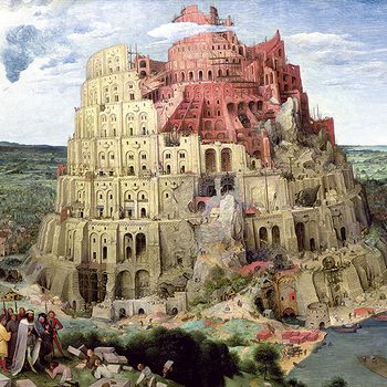 T 45001 Toren van Babel Brueghel