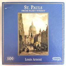 G 856 St Paul's from Fleet street