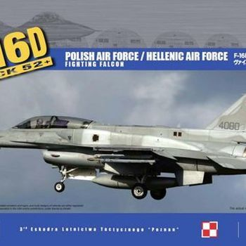 K 72002 F-16D Block 52+