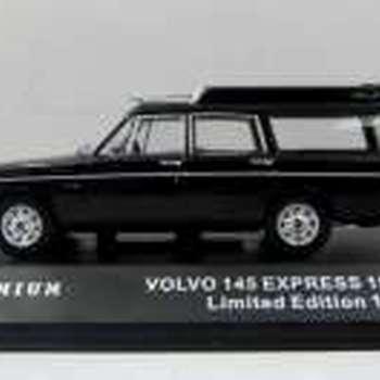 T9 10010 Volvo 145 express 1969 black