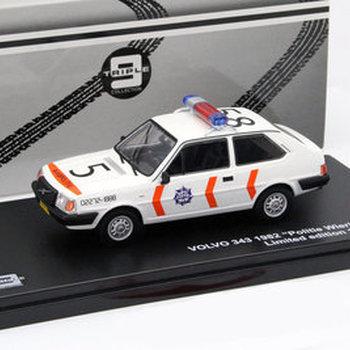 """T9 43058 Volvo 343 1982 """"Politie Wieringerwerf"""""""