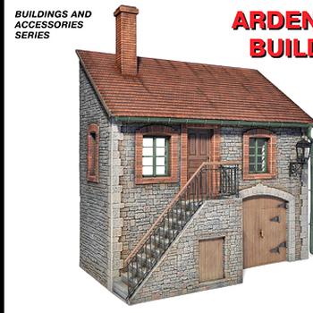 MA 35515 Ardennes building