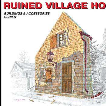 MA 35520 Ruined village house