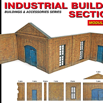 MA 35546 Industrial building sections
