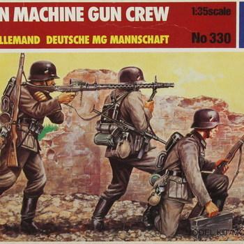 IT 330 German machine gun crew
