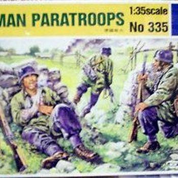IT 335 German Paratroops