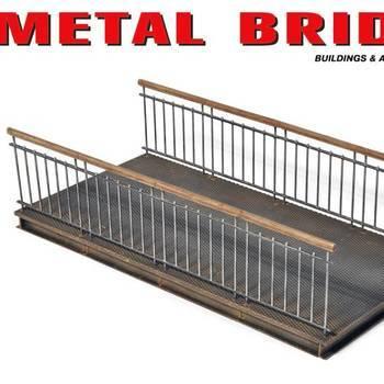 MA 35531 Metal bridge