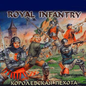 Z 8802 Royal infantry 28mm