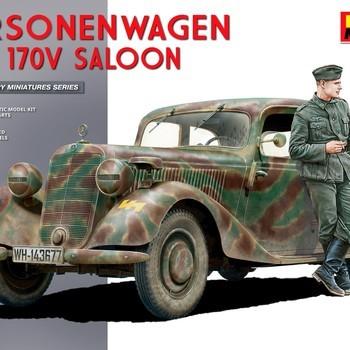 MA 35203 Personenwagen Typ 170V saloon 1/35