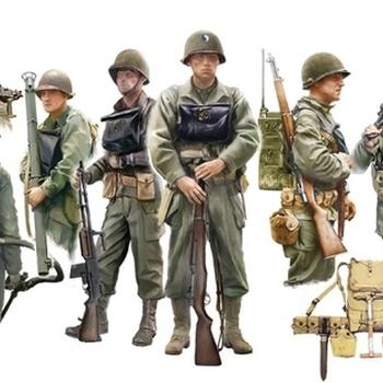 IT 6522 U.S. Infantry on board