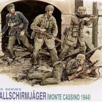 D 6005 German fallschirmjäger (Monte Cassino '44)