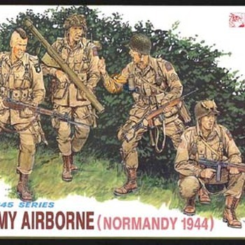 D 6010 U.S. army airborne (Normandy1944)