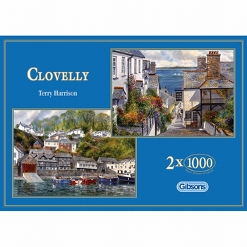 G 5004 Clovelly 2 x 1000 st T Harrison *