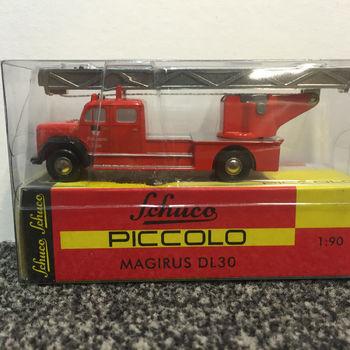 S 1455 Magirus Deutz DL 30 brandweer