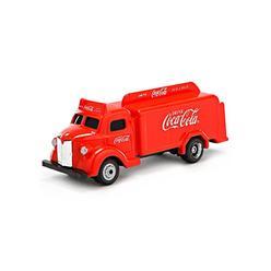 MC 1947 Bottle truck Coca-cola rood