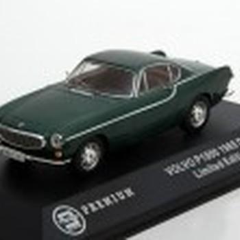T9 10009 Volvo P 1800 1965 dark green