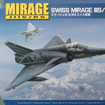 KI 48058 Mirage IIIS/RS  1