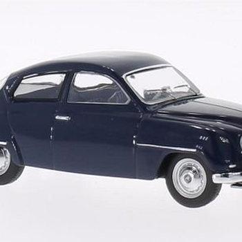 T9 43042 Saab 96  1964 Blue