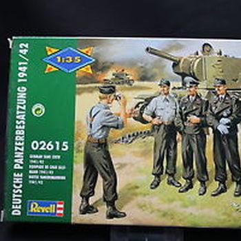 R 2615 Deutsche panzerbesatzung 1941/42