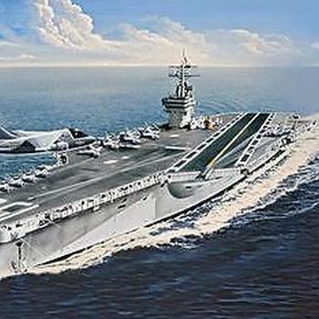 R 5130 USS Nimitz CVN-68 (Early) 1/720 *