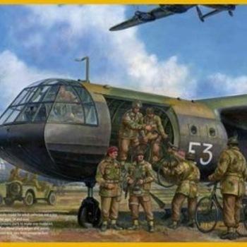 B 35195 Airspeed Horsa glider Mk.I A.S. 51  1/35