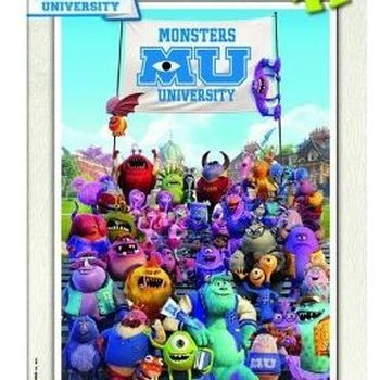 E 15611 Monster university 100 st