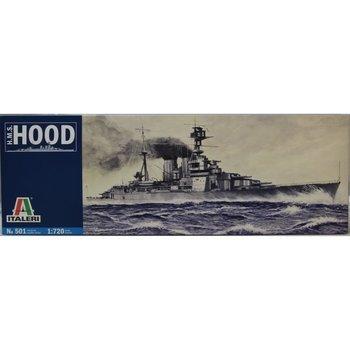 IT 501 H.M.S. Hood 1/720