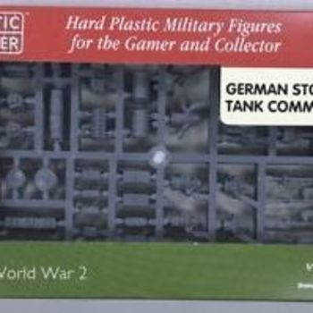 PS V 20021 German stowage & tank commanders