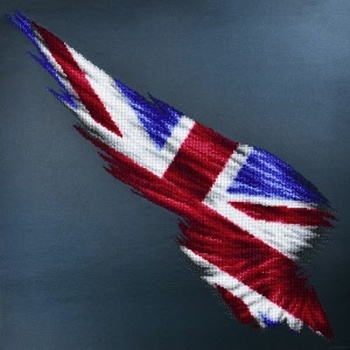 22001 Wing flag United Kingdom