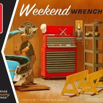 AMT 15 Weekend wrenchin'  1/25