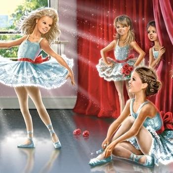 CA 13036 Ballet class 120 st