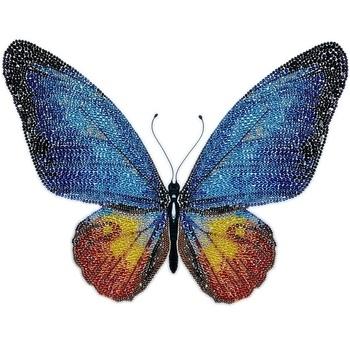 11017 Blue butterfly
