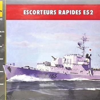 H 81094 Escorteurs rapides E52