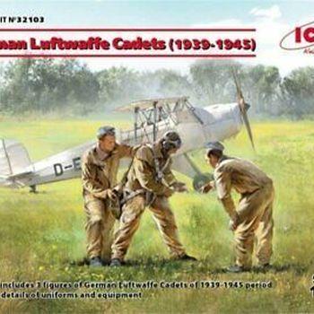 I 32103 German luftwaffe cadets (1939-1945) 1/32