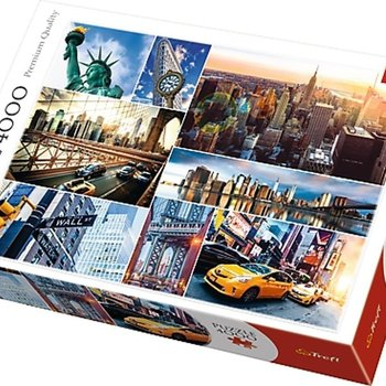 T 45006 New York collage