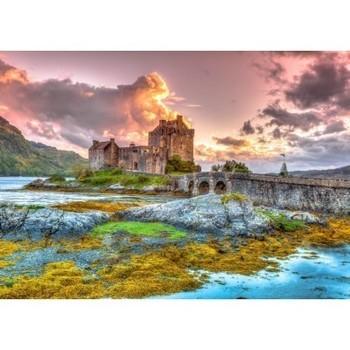 B 70049 Eilean Donan Castle Scotland