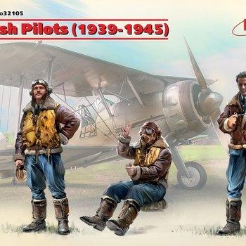 I 32105 British pilots (1939-1945) 1/32