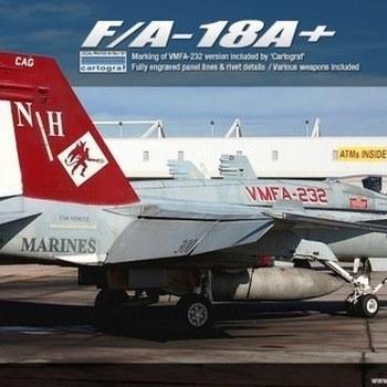 "AC 12107 USMC-F/A-18A+ ""VMFA-232 RED DEVILS"""