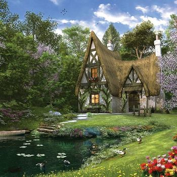 AN 4900 Spring lake cottage D Davison