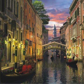 AN 4904 Venice at dusk D Davison