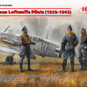 I 32101 German Luftwaffe pilots ( 1939-1945) 1/32