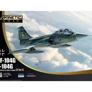 KIN 48089 F-104G TF-104G (2in1)