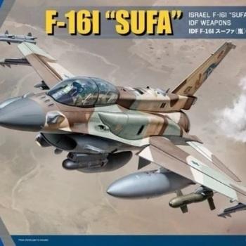 """KIN 48085 F-16 """"SUFA"""" 1/48"""