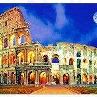 E 13763 Coloseum Rome